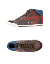 Pepe Jeans High Tops And Trainers Brown