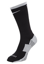 Nike Performance Stadium Crew Sports Socks Black White