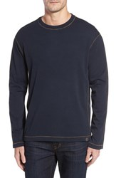 Thaddeus Men's Kenyon Long Sleeve T Shirt Ink