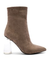 Jeffrey Campbell Lustful Bootie Taupe