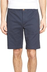 Tailor Vintage Men's Stretch Twill Walking Shorts Navy