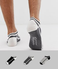 Penguin Original 3 Pack Trainer Sock Multi
