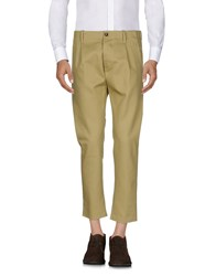 Nine Inthe Morning Casual Pants Sand