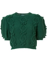 Macgraw Wembley Sweater Merino Green