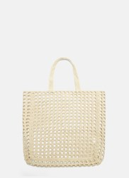 Lauren Manoogian Crochet Net Bag Natural