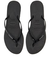 Havaianas You Metallic Sandal Black