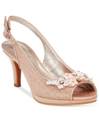 Karen Scott Branca Slingback Pumps Only At Macy's Women's Shoes