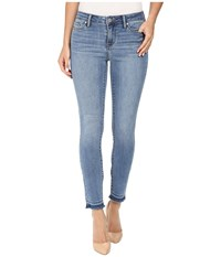 Calvin Klein Jeans Ankle Skinny In Used Let Down Used Let Down Women's Blue