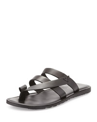 Kenneth Cole Productive Strappy Thong Sandal Black