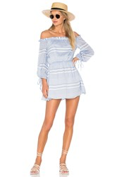 Lovers Friends X Revolve Get Lost Dress White