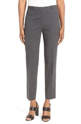 Boss Women's Tiluna Stretch Wool Slim Ankle Trousers