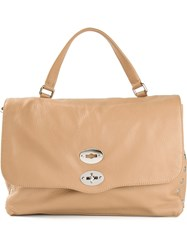 Zanellato Medium 'Postina' Satchel Neutrals