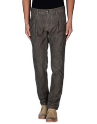 One Seven Two Casual Pants Dove Grey