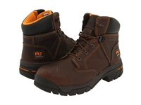 Timberland Helix 6 Anti Fatigue And Safety Toe Brown Full Grain Leather Men's Work Boots