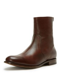Frye Men's Harrison Leather Boot Brown