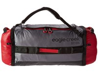 Eagle Creek Cargo Hauler Duffel 120 L Xl Cherry Grey Duffel Bags Gray