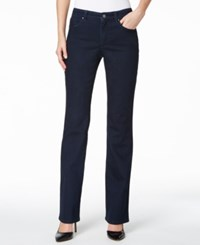 Charter Club Prescott Bootcut Jeans Only At Macy's Indigo Blue Wash