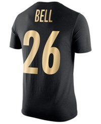 Nike Men's Le'veon Bell Pittsburgh Steelers Champion Drive Player T Shirt