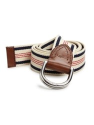Polo Ralph Lauren Striped Woven Belt Multi