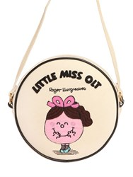 Olympia Le Tan Little Miss Olt Embroidered Dizzie Bag