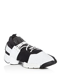 Y 3 Kydo Lace Up Sneakers White Black