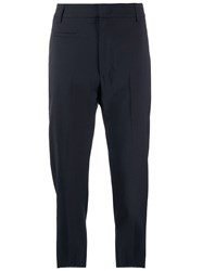 Dondup Cropped Slim Fit Trousers 60