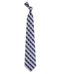 Eagles Wings Indianapolis Colts Checked Tie Team Color