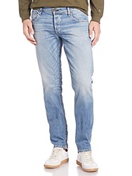 Rag And Bone Faded Slim Fit Jeans West Villa