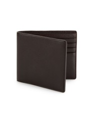Ralph Lauren Soft Gents Billfold Wallet Black