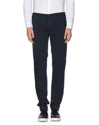 Dekker Trousers Casual Trousers Men Dark Blue