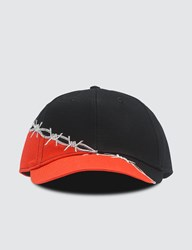 Heron Preston Barbwire Cap Black