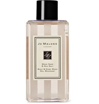 Jo Malone London Wood Sage And Sea Salt Body And Hand Wash 250Ml Colorless