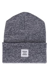 Herschel Women's Supply Co. Abbott Knit Beanie Blue Heather Navy