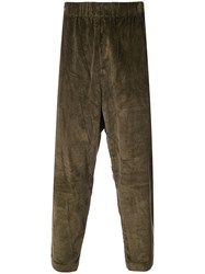 Casey Casey March Lounge Trousers Cotton Green