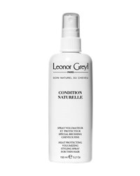 Leonor Greyl Condition Naturelle Heat Protecting Volumizing Styling Spray For Thin Hair 5.2 Oz. 150 Ml
