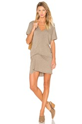 Riller And Fount Marge Dress Beige
