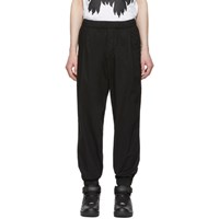 Mcq By Alexander Mcqueen Black Casual Trousers