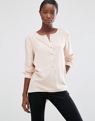 B.Young Hally Rose Dust Blouse Rose Dust Pink
