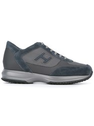 Hogan 'H Vintage' Sneakers Grey