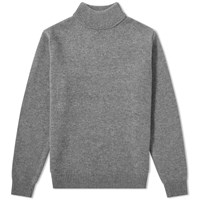 Harmony Wynn Turtle Neck Knit Grey