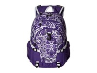 High Sierra Loop Backpack Shibori Deep Purple White Backpack Bags