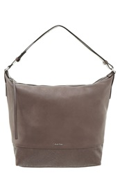 Calvin Klein Jeans Maddie Across Body Bag Grey