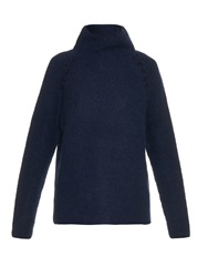 Vanessa Bruno Dolby Wool And Mohair Blend Sweater