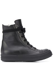 Rick Owens Tecuatl High Top Sneakers 60