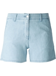 Ermanno Scervino Tailored Shorts Blue