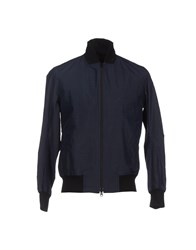 Bill Tornade Billtornade Coats And Jackets Jackets Men Dark Blue