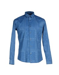 Surface To Air Shirts Shirts Men Blue