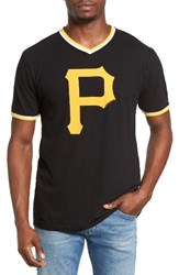 American Needle Men's Eastwood Pittsburgh Pirates T Shirt