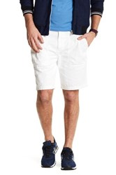 Save Khaki American Twill Fatigue Short White