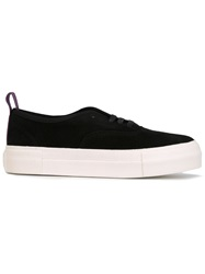 Eytys Lace Up Sneakers Black